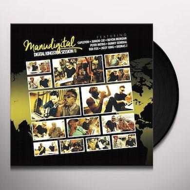 Manudigital  DIGITAL KINGSTON SESSION VOL 2 Vinyl Record