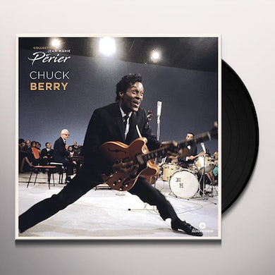 COLLECTION JEAN-MARIE PERIER: CHUCK BERRY Vinyl Record