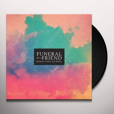 Funeral For A Friend BETWEEN ORDER & MODEL Vinyl Record