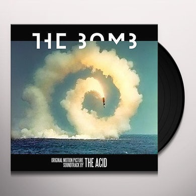 Acid BOMB (ORIGINAL MOTION PICTURE SOUNDTRACK) Vinyl Record