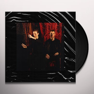These New Puritans INSIDE THE ROSE Vinyl Record