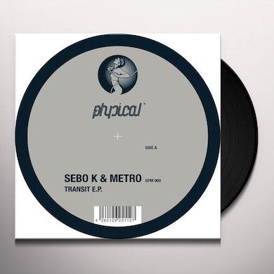 Sebo K TRANSIT Vinyl Record