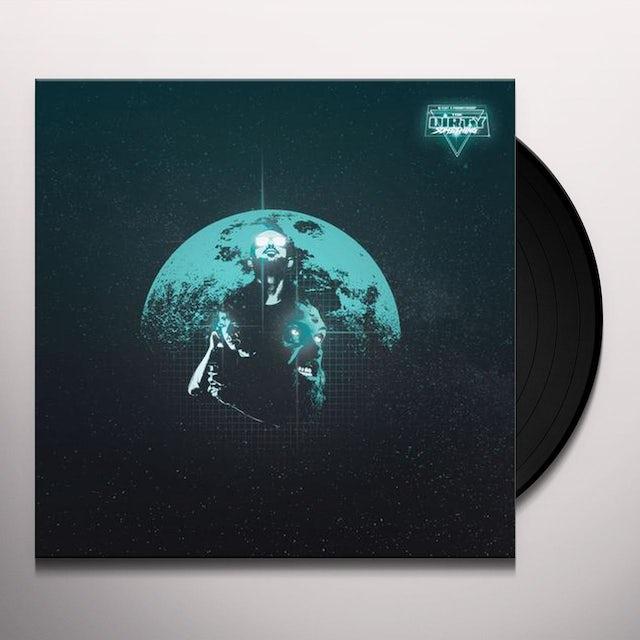 Q-Cut & Moontroop THE DIRTY SOMETHING Vinyl Record