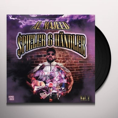 Al Majeed SPIELER UND HUNDLER (PLAYER & DEALER) Vinyl Record