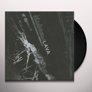 Estugarda LAVA Vinyl Record