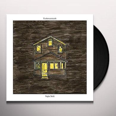 Funkmammoth NIGHT SHIFT Vinyl Record