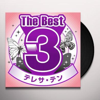 Teresa Teng BEST 3 Vinyl Record