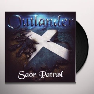 SAOR PATROL OUTLANDER Vinyl Record - UK Release