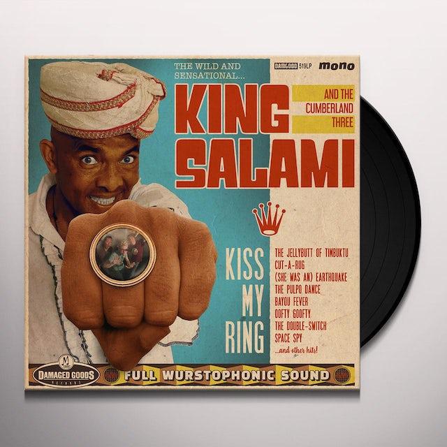 King Salami & Cumberland Three
