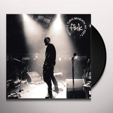 Fink WHEELS TURN BENEATH MY FEET Vinyl Record