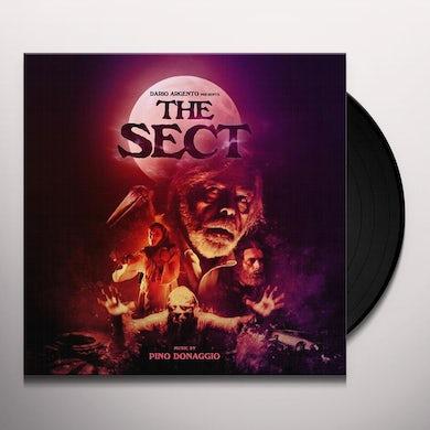 Pino Donaggio LA SETTA (THE SECT) / Original Soundtrack Vinyl Record