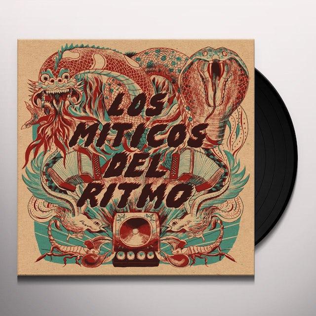 Miticos Del Ritmo Vinyl Record