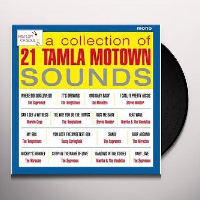 Tamla Motown: Live In Europe 1965 / Various Vinyl Record