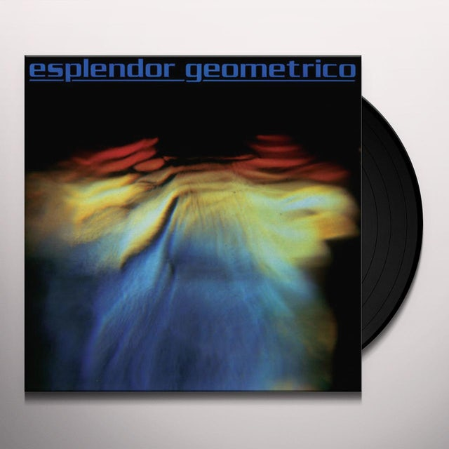 Esplendor Geométrico KOSMOS KINO Vinyl Record