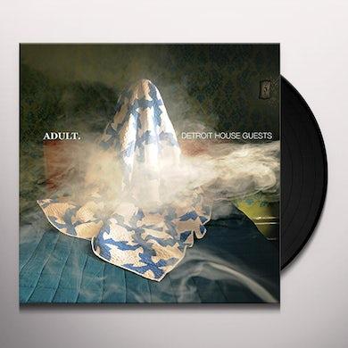 DETROIT HOUSE GUESTS Vinyl Record