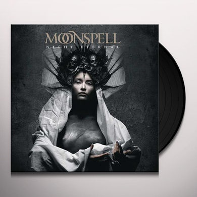 Moonspell NIGHT ETERNAL Vinyl Record