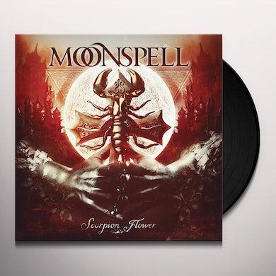 Moonspell SCORPION FLOWER Vinyl Record