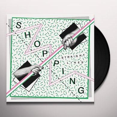 SHOPPING STRAIGHT LINES Vinyl Record