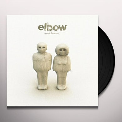 Elbow CAST OF THOUSANDS (HALF-SPEED MASTER) Vinyl Record