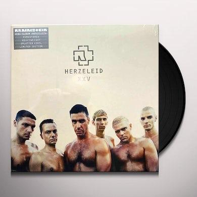 Rammstein HERZELEID - XXV ANNIVERSARY EDITION Vinyl Record