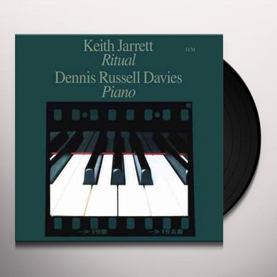 Keith Jarrett Ritual (LP) Vinyl Record
