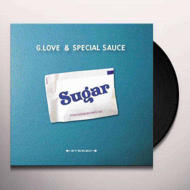 G. Love & Special Sauce SUGAR Vinyl Record