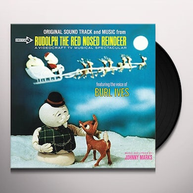 RUDOLPH THE RED-NOSED REINDEER Vinyl Record