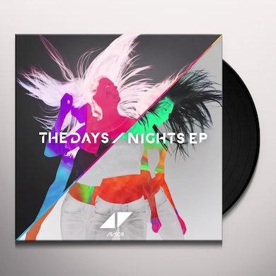 Avicii DAYS / NIGHTS REMIX EP (EP) Vinyl Record
