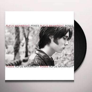 Rufus Wainwright POSES Vinyl Record