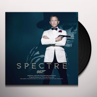 Thomas Newman SPECTRE / Original Soundtrack Vinyl Record
