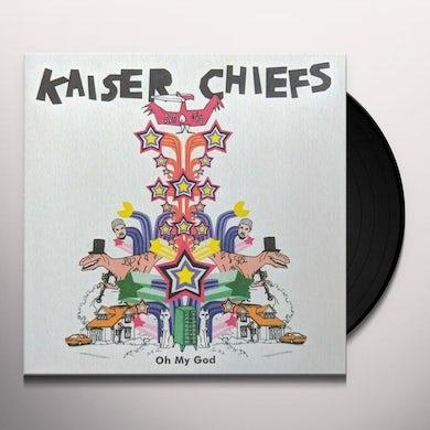 Kaiser Chiefs OH MY GOD Vinyl Record