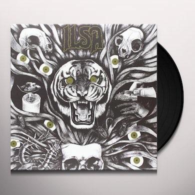 ILSA INTOXICANTATIONS Vinyl Record