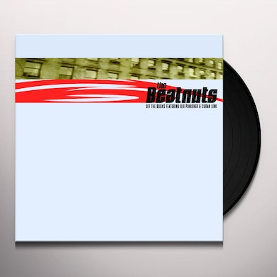 The Beatnuts OFF THE BOOKS Vinyl Record