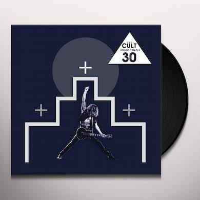 Cult SONIC TEMPLE Vinyl Record