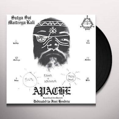 Craig Smith Apache/Inca Vinyl Record