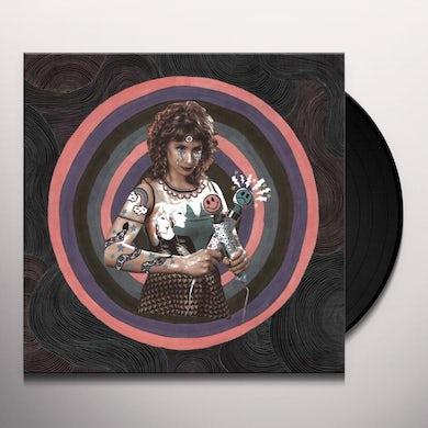Sammi Lanzetta Ceiling Mirror Vinyl Record