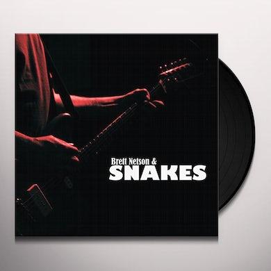Brett Netson & Snakes SCAVENGER CULT Vinyl Record
