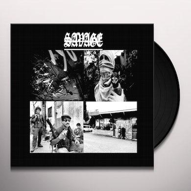 SAVAGE / LOATHING Vinyl Record