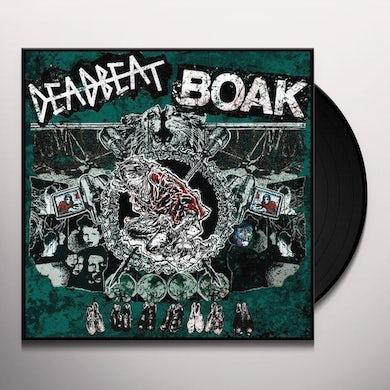 Deadbeat / Boak Vinyl Record