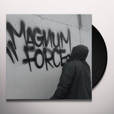 Magnum Force DISCOGRAPHY Vinyl Record