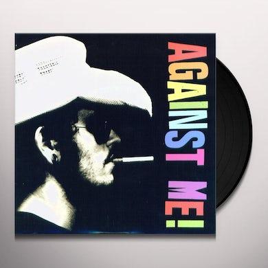 Against Me! CAVALIER ETERNAL Vinyl Record