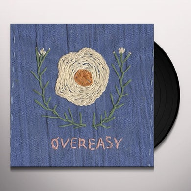 Diet Cig OVER EASY Vinyl Record