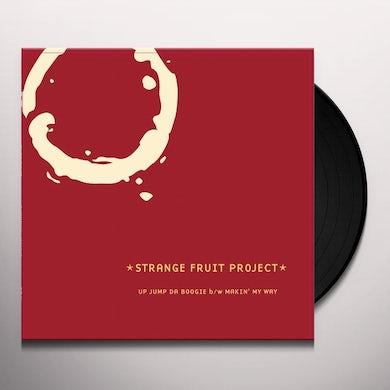 Strange Fruit Project UP JUMP Vinyl Record