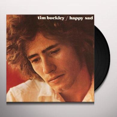 Tim Buckley HAPPY SAD Vinyl Record
