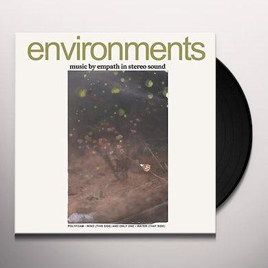 Empath ENVIRONMENTS Vinyl Record