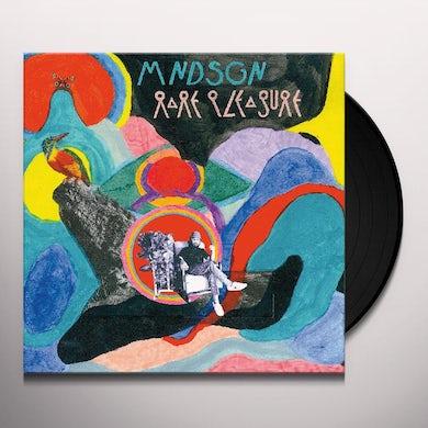 Rare Pleasure (Yellow Vinyl) Vinyl Record