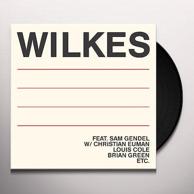 Wilkes Vinyl Record