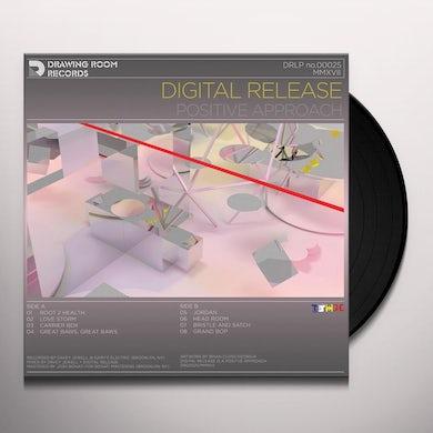 Digital Release POSITIVE APPROACH Vinyl Record