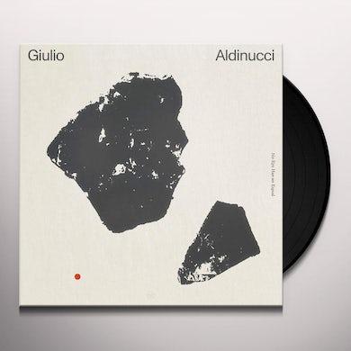 Giulio Aldinucci NO EYE HAS AN EQUAL Vinyl Record