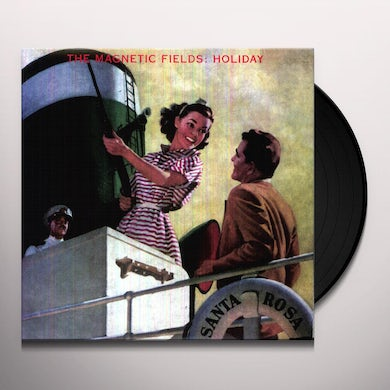 The Magnetic Fields HOLIDAY Vinyl Record